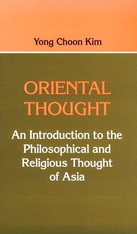 Download Oriental thought