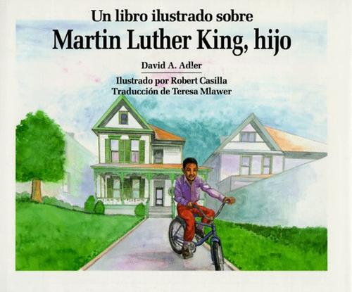 Download Un libro ilustrado sobre Martin Luther King, hijo