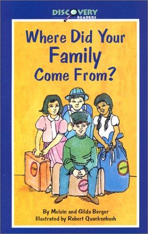 Download Where Did Your Family Come From?