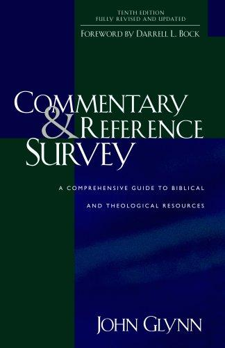 Download Commentary and Reference Survey