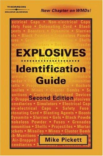 Download Explosives identification guide