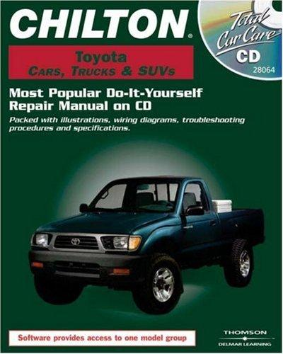 Total Car Care CD-ROM