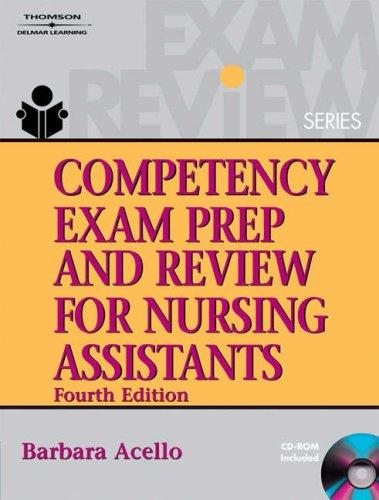 Download Competency Exam Prep and Review for Nursing Assistants