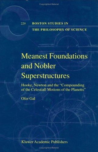 Download Meanest Foundations and Nobler Superstructures