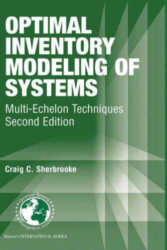 Download Optimal Inventory Modeling of Systems