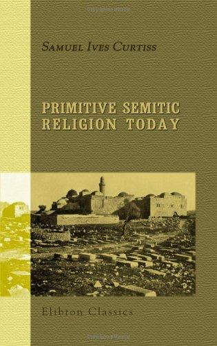 Primitive Semitic religion today (Open Library)