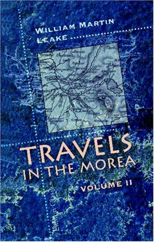 Download Travels in the Morea