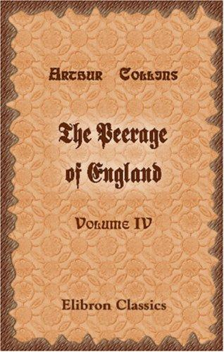 Download The Peerage of England