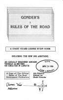 Download Gonder's rules of the road