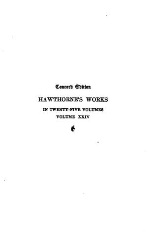 Download Hawthorne's Works