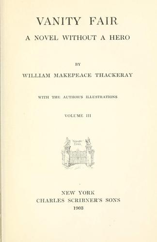 Download The works of William Makepeace Thackeray.