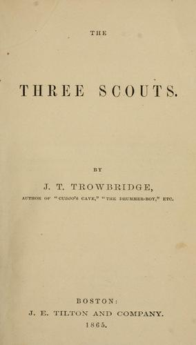 The three scouts