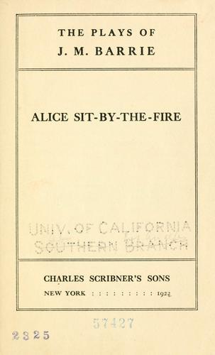 Download Alice Sit-by-the-fire