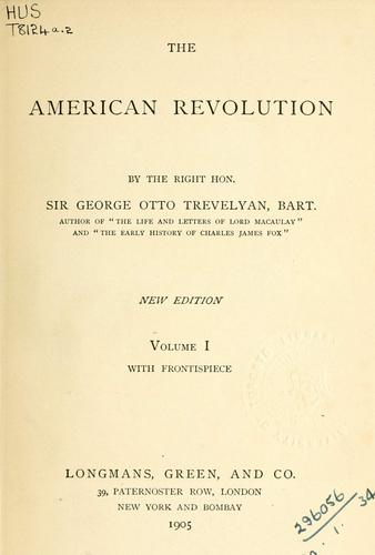 Download The American Revolution.