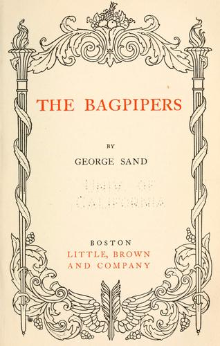 The bagpipers