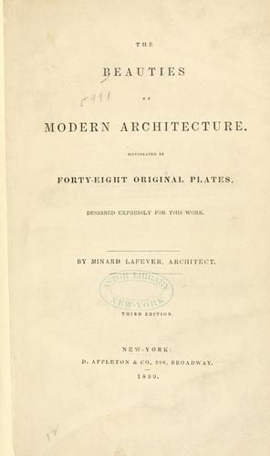 Download The beauties of modern architecture.