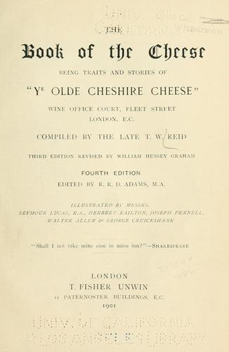 The book of the Cheese
