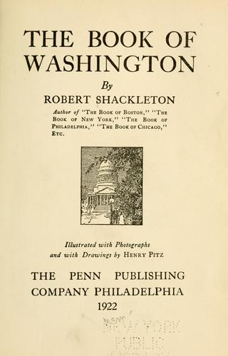 The book of Washington