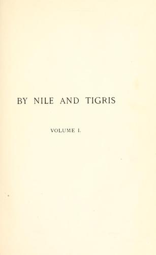 Download By Nile and Tigris