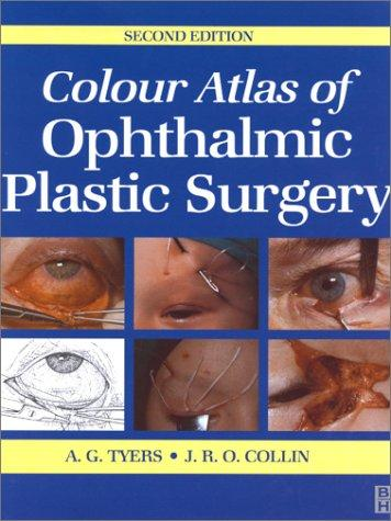 Download Colour atlas of ophthalmic plastic surgery