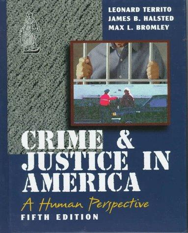 Crime and justice in America