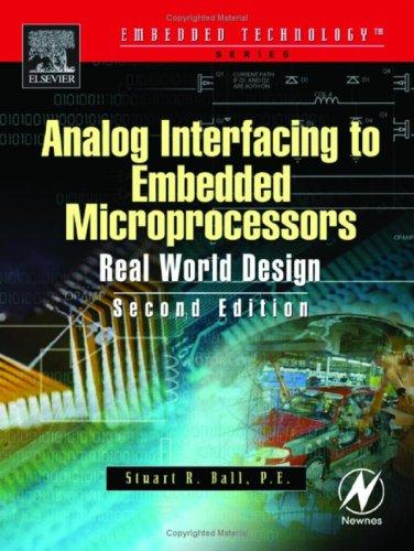 Thumbnail of Analog Interfacing to Embedded Microprocessor Systems, Second Edition (Embedded