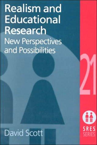 Download Realism and Educational Research