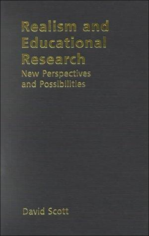 Realism and Educational Research