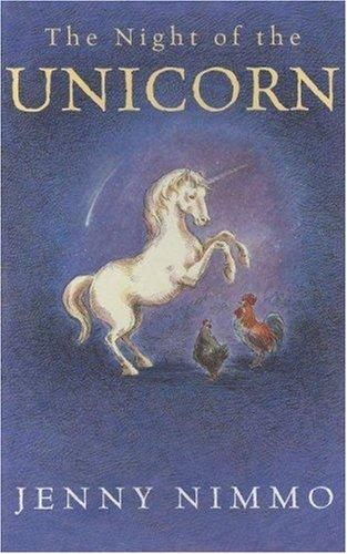 The Night of the Unicorn (Galaxy Children's Large Print)