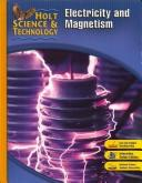 Electricity and Magnetism (Holt Science & Technology)