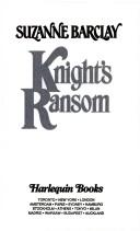 Download Knight's Ransom (The Sommerville Brothers) (Harlequin Historical, No 335)