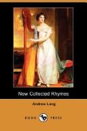 Download New Collected Rhymes (Dodo Press)