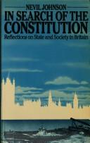 In search of the constitution