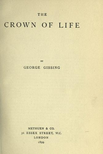 The crown of life.