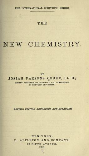 Download The new chemistry
