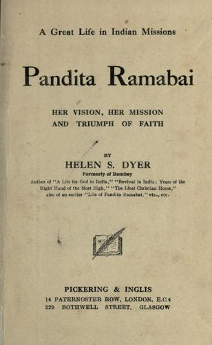 Download Pandita Ramabai