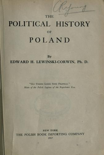 Download The political history of Poland.