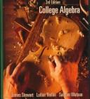 College algebra by James Stewart