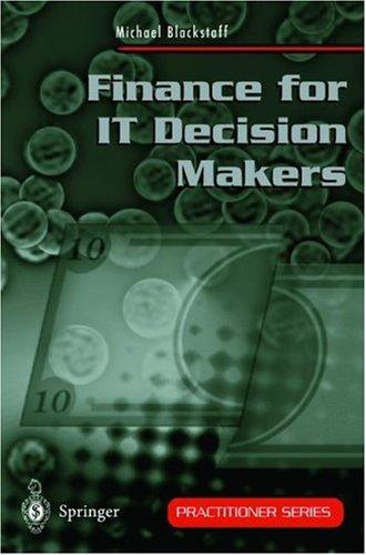 Download Finance for IT decision makers