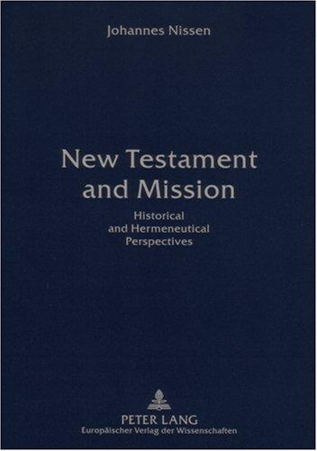 Download New Testament and Mission