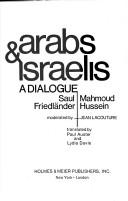 Download Arabs and Israelis