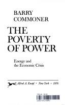 The poverty of power