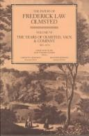 Download The papers of Frederick Law Olmsted