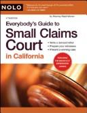 Download Everybody's guide to small claims court in California