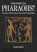 Download Who were the pharaohs?