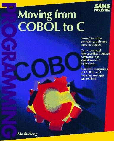 Moving from COBOL to C