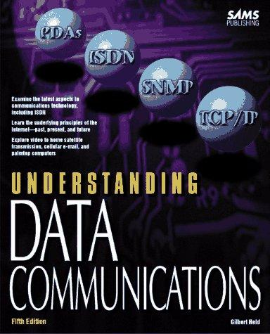 Download Understanding data communications.