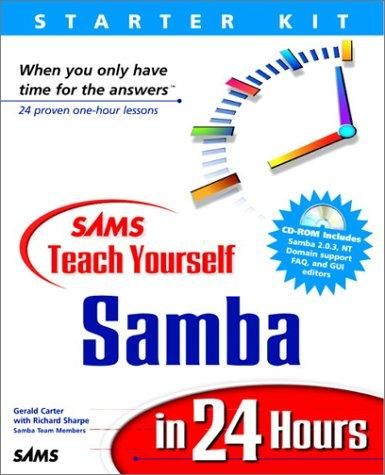 Download Sams Teach Yourself Samba in 24 Hours