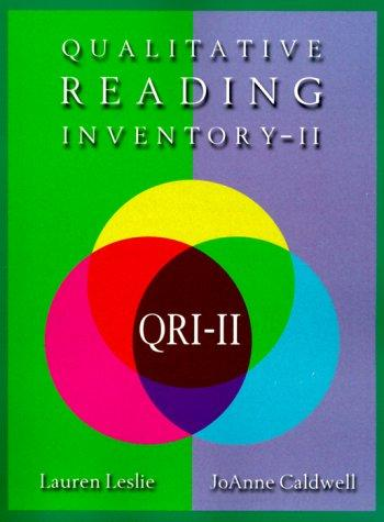 Download The Qualitative Reading Inventory (2nd Edition)