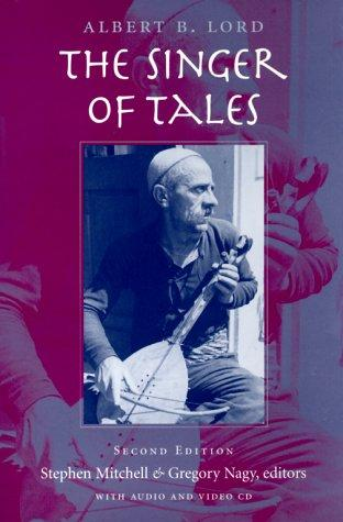 Image for The Singer of Tales (Second Edition)